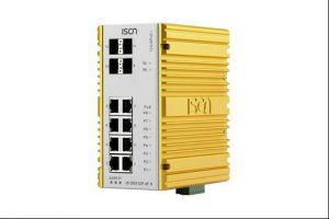 Switches POE Carril DIN
